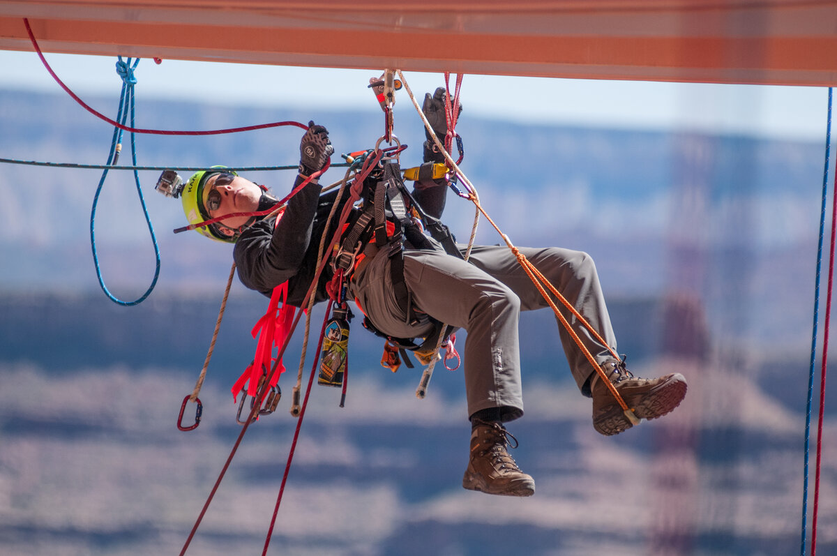Альпинист на час